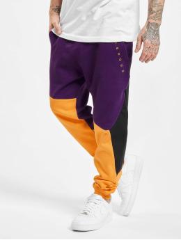 Dangerous DNGRS Jogging kalhoty Cubix  fialový