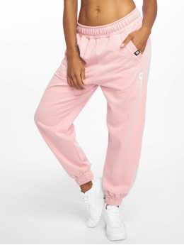 Dangerous DNGRS Jogging kalhoty Leila růžový