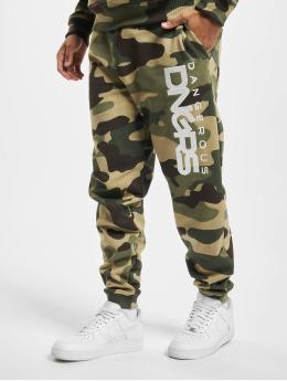 Dangerous DNGRS joggingbroek Beweare camouflage