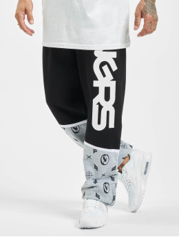 Dangerous DNGRS joggingbroek Bear grijs