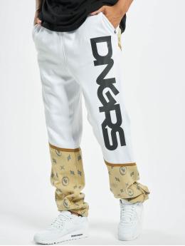 Dangerous DNGRS Jogginghose Bear beige