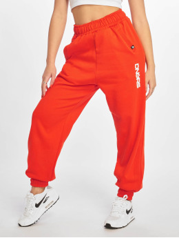 Dangerous DNGRS Leila Sweatpants Red