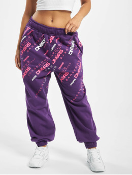 Dangerous DNGRS Down to Earth Sweatpants Violet