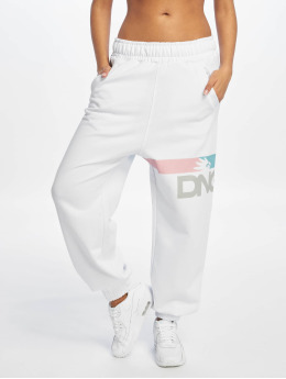 Dangerous DNGRS Base Sweat Pants White