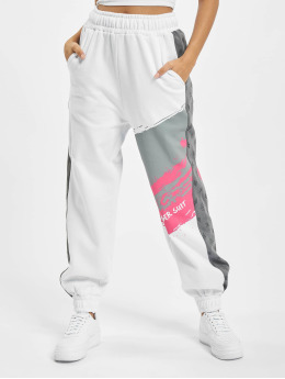 Dangerous DNGRS Anger Sweatpants White