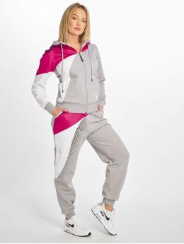 Dangerous DNGRS Joggingsæt Twin Suit grå