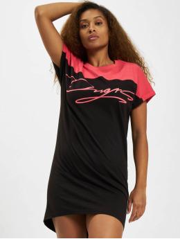 Dangerous DNGRS jurk Signiture zwart