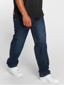 Dangerous DNGRS Løstsittende bukser Brother  blå