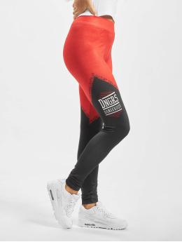 Dangerous DNGRS Leggings/Treggings Tackle czerwony