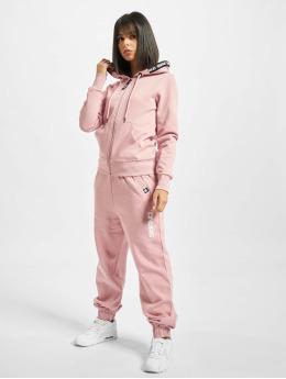Dangerous DNGRS Obleky Leila  růžový