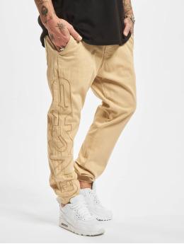 Dangerous DNGRS Pantalon cargo Classic  beige
