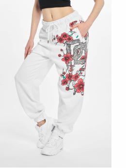 Dangerous DNGRS Pantalone ginnico Choice  bianco