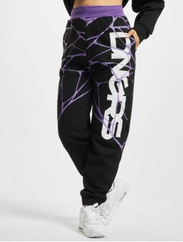 Dangerous DNGRS Pantalone ginnico Comd nero