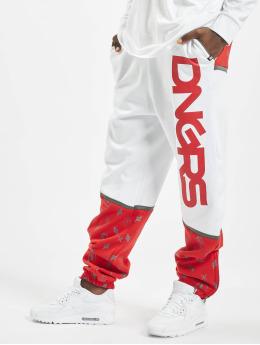 Dangerous DNGRS Pantalone ginnico Bear  rosso
