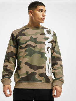Dangerous DNGRS Pullover Classic  camouflage