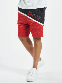 Dangerous DNGRS Woody Shorts Red/Black