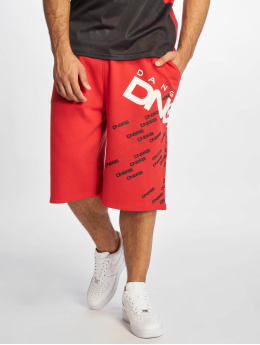 Dangerous DNGRS Swig Sweat Shorts Red