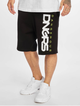 Dangerous DNGRS Classic Shorts Black/Green