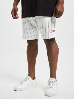 Dangerous DNGRS Shorts Signuture weiß