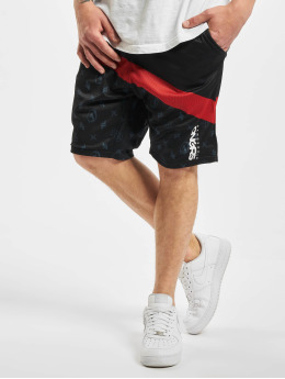 Dangerous DNGRS shorts Bear zwart