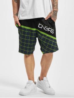 Dangerous DNGRS shorts Woody  zwart