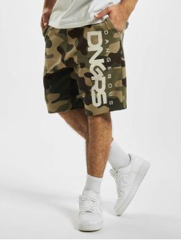 Dangerous DNGRS Shortsit Classic  camouflage