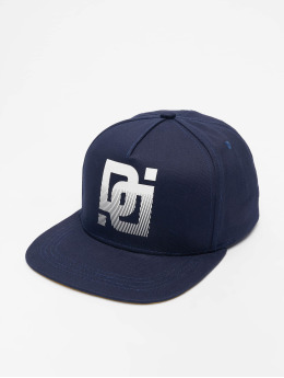 Dangerous DNGRS Trick Snap Back Cap Blue