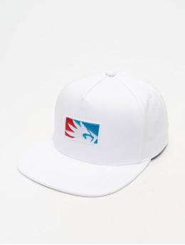 Dangerous DNGRS Snapback Caps Base hvit