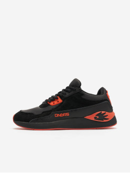 Dangerous DNGRS Sneaker  Infri schwarz