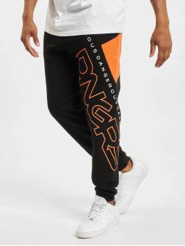 Dangerous DNGRS Spodnie do joggingu Enigman czarny