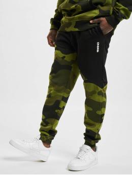 Dangerous DNGRS Spodnie do joggingu Camtri czarny