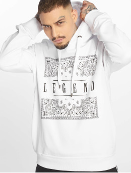 Dangerous DNGRS Sweat capuche Legends blanc