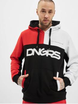 Dangerous DNGRS Sweat capuche Panto  noir