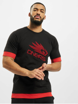 Dangerous DNGRS T-Shirt Flying Eagle  black
