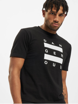 Dangerous DNGRS T-Shirt Control Basic black