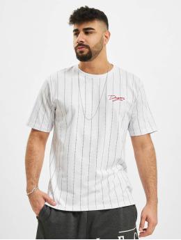 Dangerous DNGRS T-Shirt Signiture  blanc