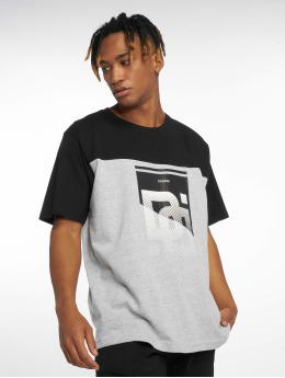 Dangerous DNGRS Trick T-Shirt Grey Melange/Black