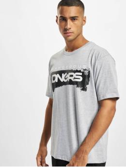 Dangerous DNGRS T-shirt Luis  grigio