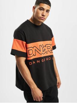 Dangerous DNGRS T-Shirt Kindynos  noir