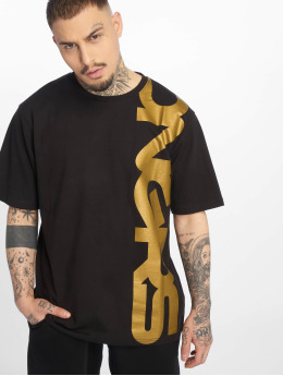 Dangerous DNGRS Classic T-Shirt Black/Golden