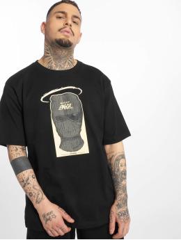 Dangerous DNGRS t-shirt DNGRS Silent Anger zwart