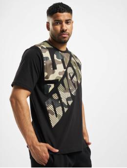 Dangerous DNGRS t-shirt Brick  zwart