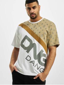 Dangerous DNGRS T-shirts Bear  hvid