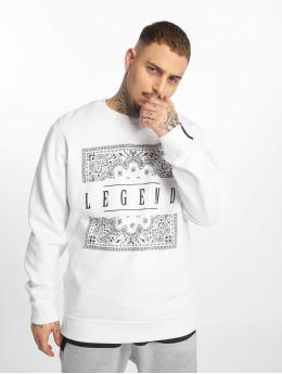 Dangerous DNGRS Trøjer Legend hvid