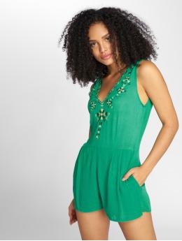 Danity Paris jumpsuit Panqun groen