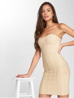 Danity Paris jurk Amaila beige