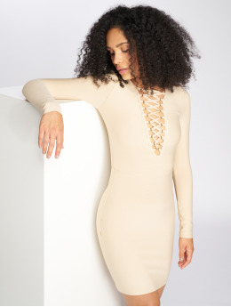 Danity Paris jurk Avalyn beige