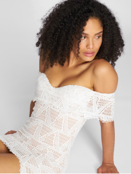 Danity Paris jurk Pakolar wit