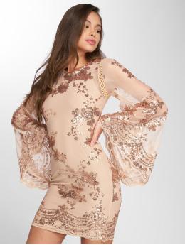 Danity Paris Sukienki Palmina bezowy
