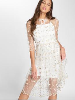 Danity Paris Sukienki Margot bialy